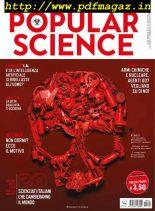 Popular Science Italia – Primavera 2019