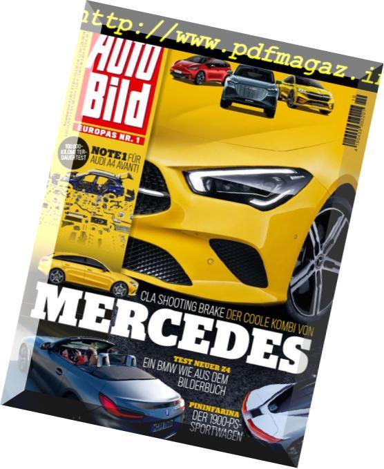 Download Auto Bild Germany 07 Marz 2019 Pdf Magazine