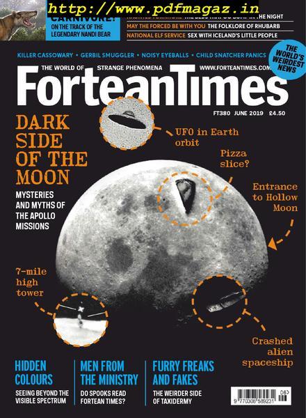 Fortean Times – June 2019