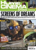 Home Cinema Choice – June 2019