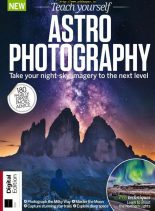 Teach Yourself Astrophotography – May 2019