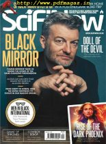 SciFiNow – July 2019