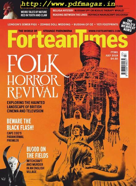 Fortean Times – July 2019