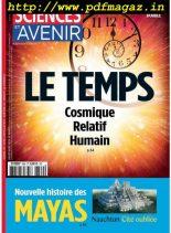 Sciences et Avenir – juillet 2019