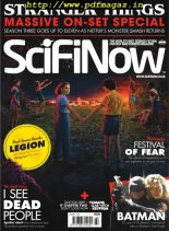 SciFiNow – August 2019