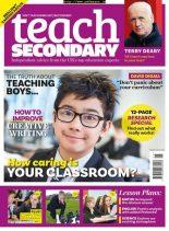 Teach Secondary – July 2019