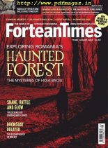 Fortean Times – August 2019