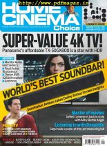 Home Cinema Choice – September 2019