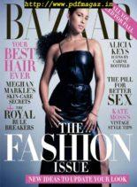Harper's Bazaar USA – September 2019