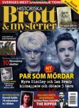 Historiska Brott & Mysterier – 03 september 2019