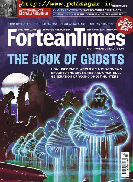 Fortean Times – November 2019