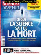 Sciences et Avenir – novembre 2019