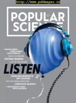 Popular Science USA – October-November 2019