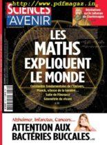 Sciences et Avenir – decembre 2019