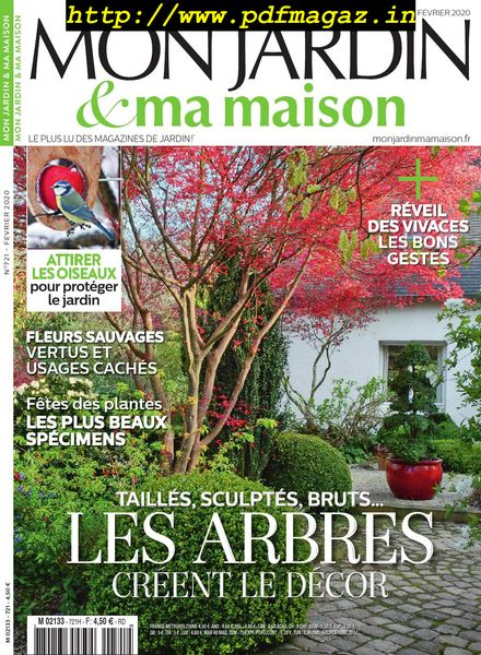 Download Mon Jardin & Ma Maison – fevrier 2020 - PDF Magazine