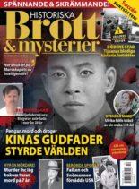 Historiska Brott & Mysterier – januari 2020