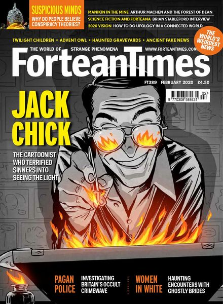 Fortean Times – February 2020
