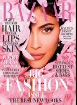 Harper's Bazaar USA – March 2020