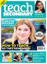 Teach Secondary – February 2019