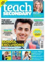 Teach Secondary – February 2020