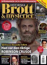 Historiska Brott & Mysterier – mars 2020