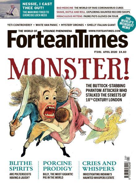 Fortean Times – April 2020