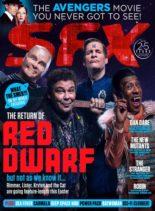 SFX – April 2020