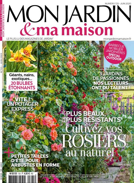 Download Mon Jardin & Ma Maison – mai 10 - PDF Magazine