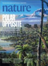 Nature – 2 April 2020