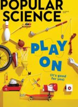 Popular Science USA – May-June 2020