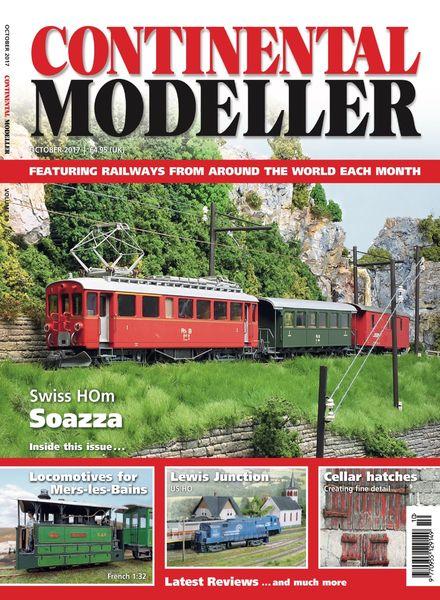 Continental Modeller – October 2017
