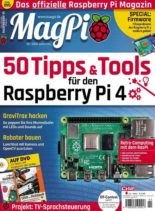 Chip MagPi – Marz-April 2020
