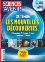 Sciences et Avenir – Juillet-Aout 2020