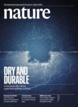 Nature – 4 June 2020