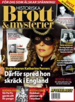 Historiska Brott & Mysterier – maj 2020