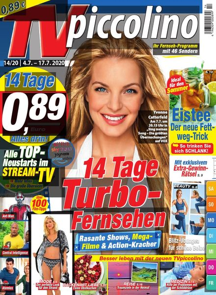 TV Piccolino – 4 Juli 2020