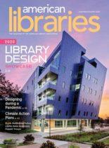American Libraries – September 2020