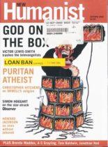New Humanist – Autumn 2002