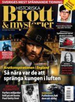 Historiska Brott & Mysterier – september 2020