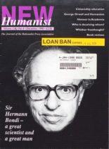 New Humanist – December 1998