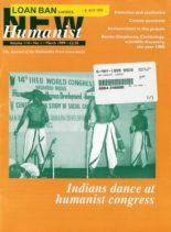 New Humanist – March 1999