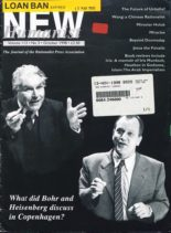 New Humanist – October 1998
