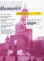 New Humanist – November 1997
