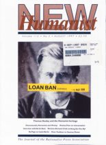 New Humanist – August 1997