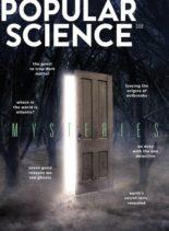 Popular Science USA – September-October 2020