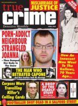 True Crime – April 2020
