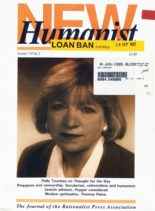 New Humanist – May 1995