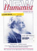 New Humanist – September 1996