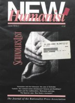 New Humanist – May 1994