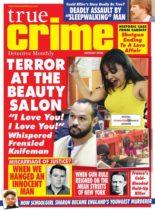 True Crime – August 2020